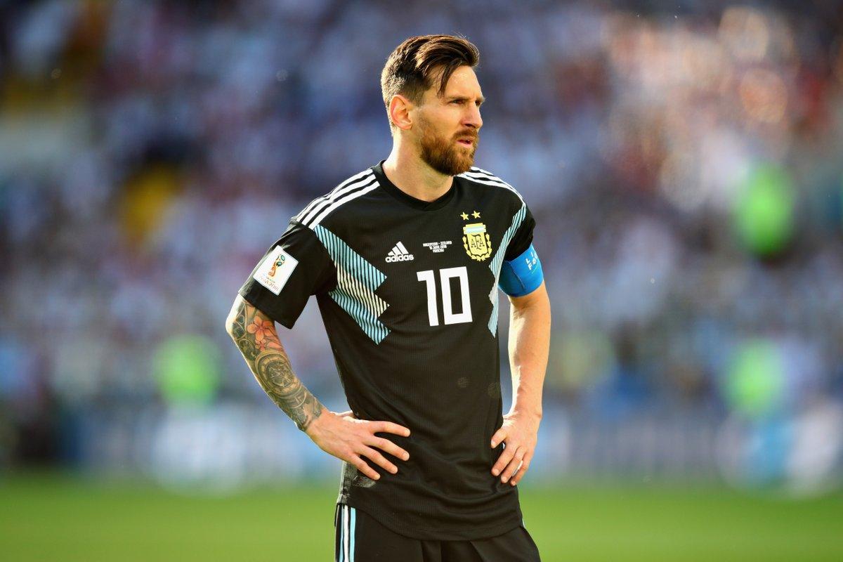 Coupe du monde J3 : la France sauve les meubles, Messi grimace