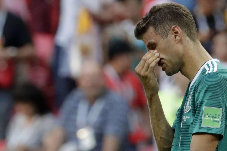 Coupe du monde J14 : le Brésil passe, pas l'Allemagne