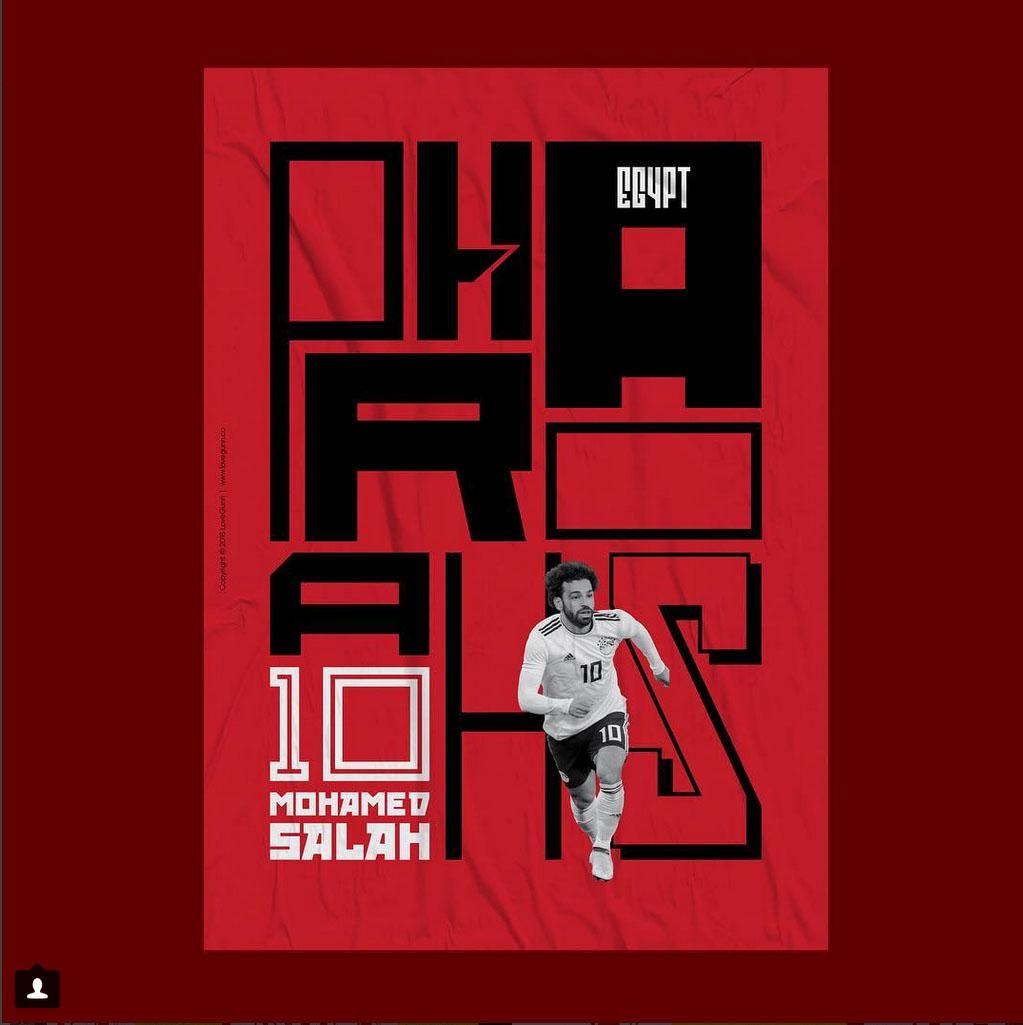 LoveGunn présente ses posters foot graphiques inspirés de l'époque soviétique