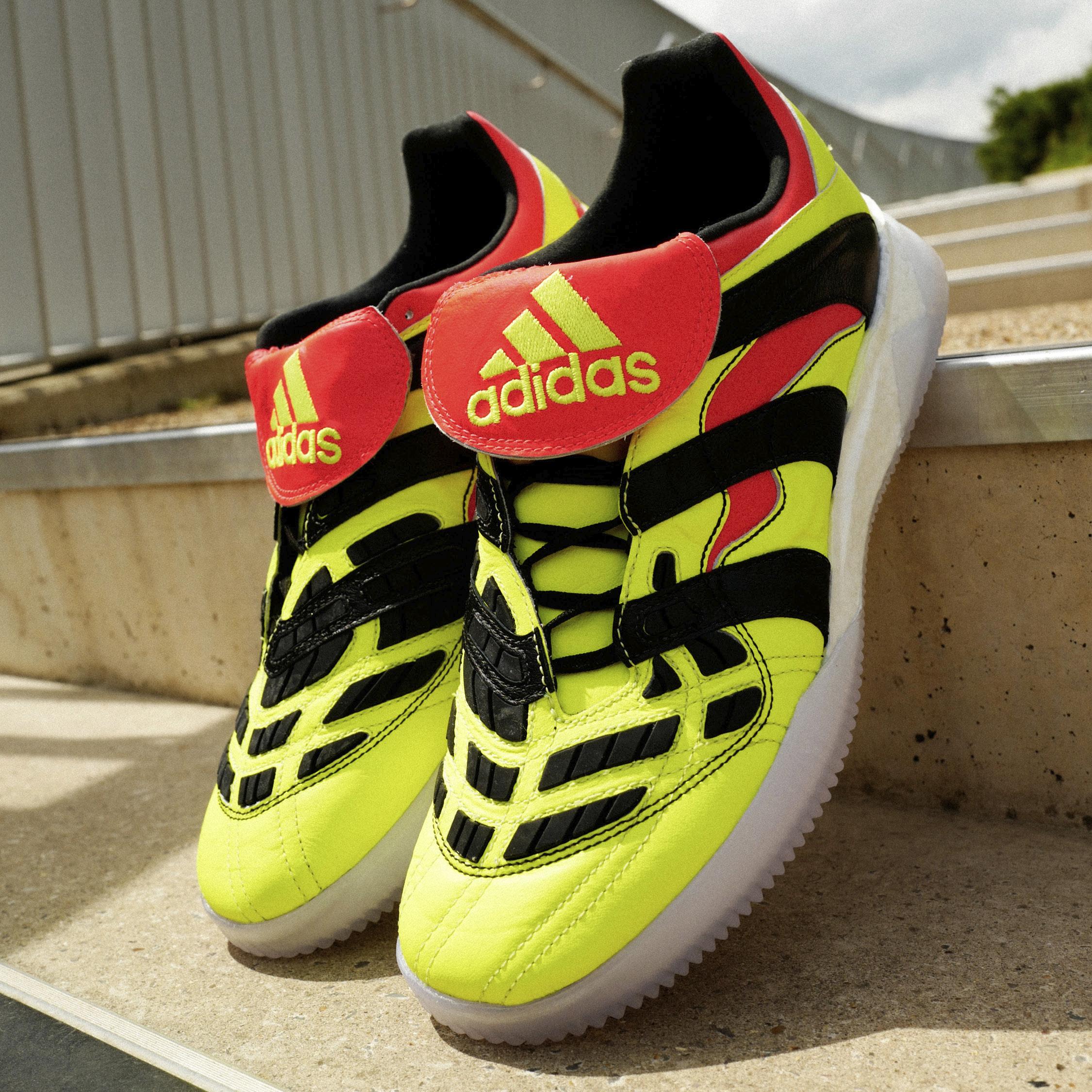Et Predator Beckham Nouvelles Dévoilent D'adidas Zidane Les c3S5LARjq4