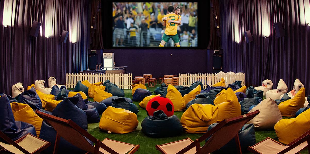 Les matchs de Serie A bientôt diffusés au cinéma ?
