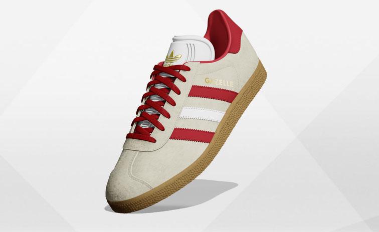 Adidas a sorti une collection de baskets spéciales Coupe du monde