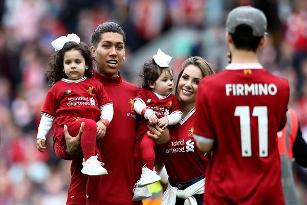 Roberto Firmino sauve deux enfants brésiliens en faisant un don très généreux