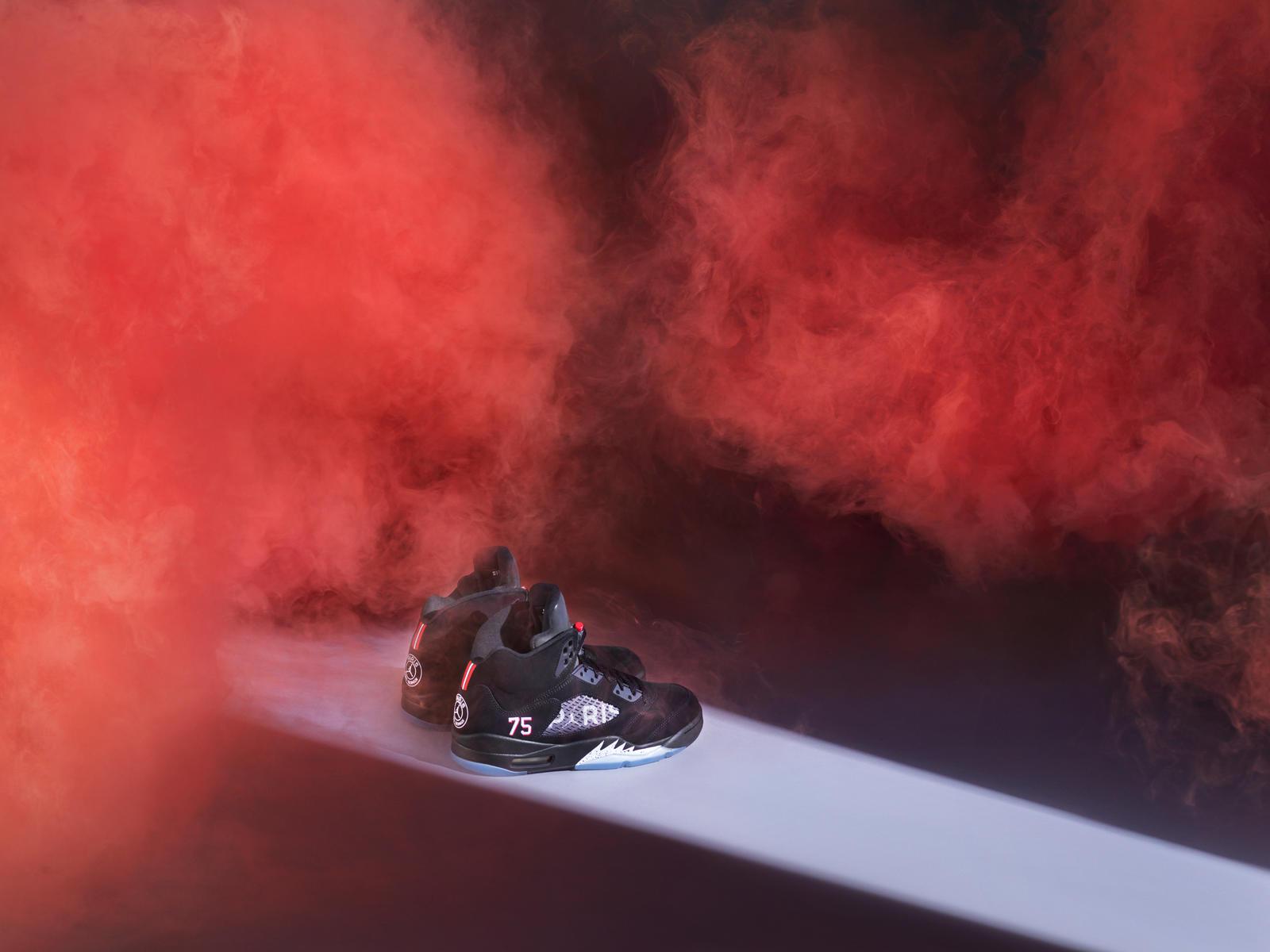 Nike x Jordan x PSG : le reveal