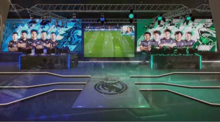 Le nouveau Santiago Bernabéu, prochaine aubaine pour l'e-sport ?