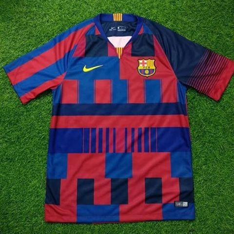 Nike va dévoiler ce maillot pour fêter ses 20 ans aux côtés du Barça