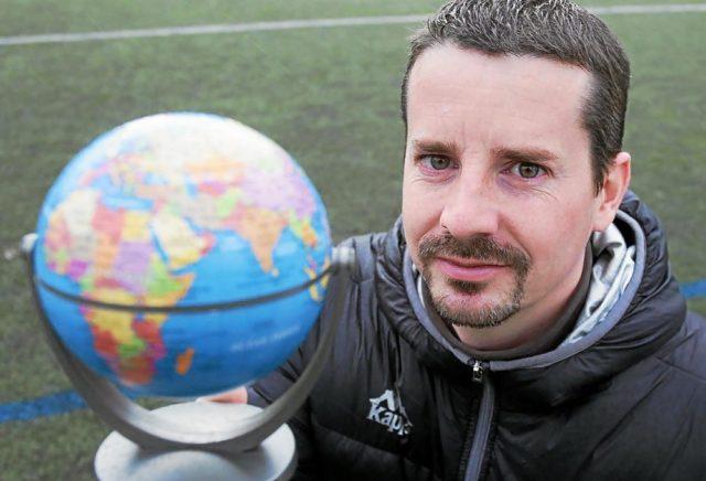 Thierry Guillou, «le football pour le football» expliqué dans un livre