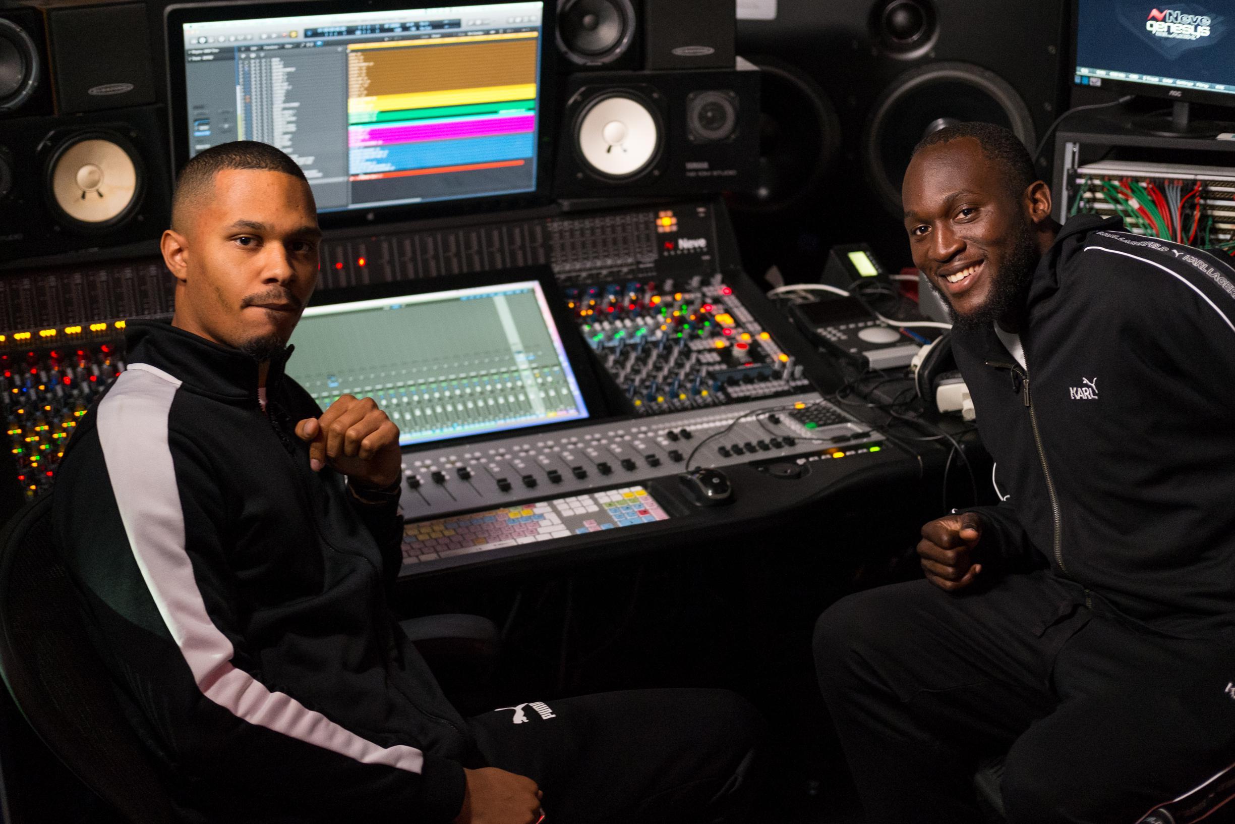 Quand Romelu Lukaku sort un projet musical