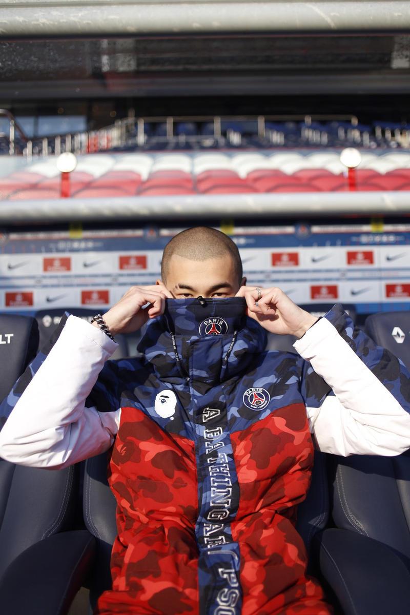 PSG x BAPE : Paris Saint-Germain et streetwear, début d'une love story