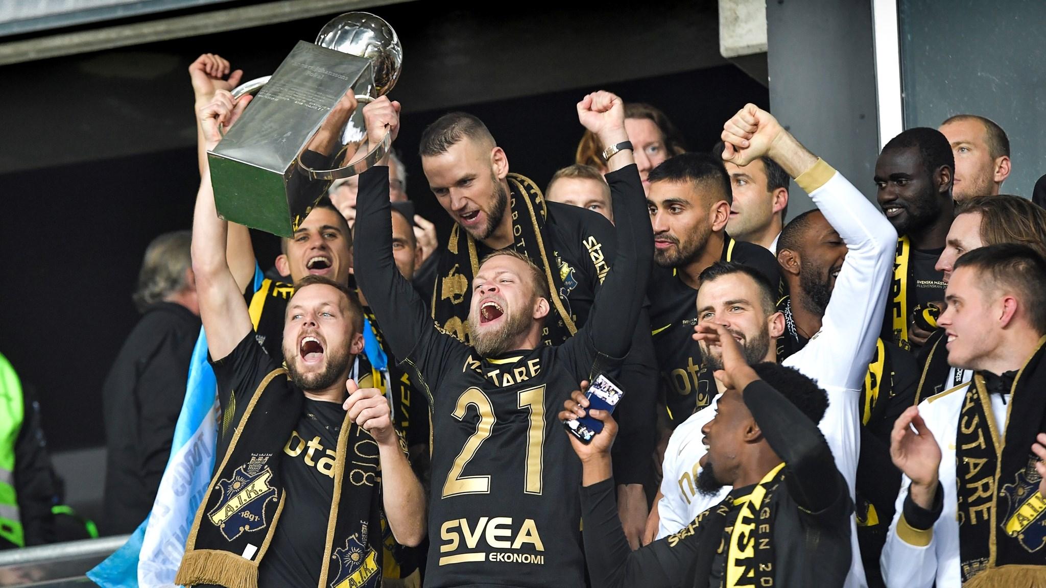 L'AIK Solna dévoile un abonnement… à vie