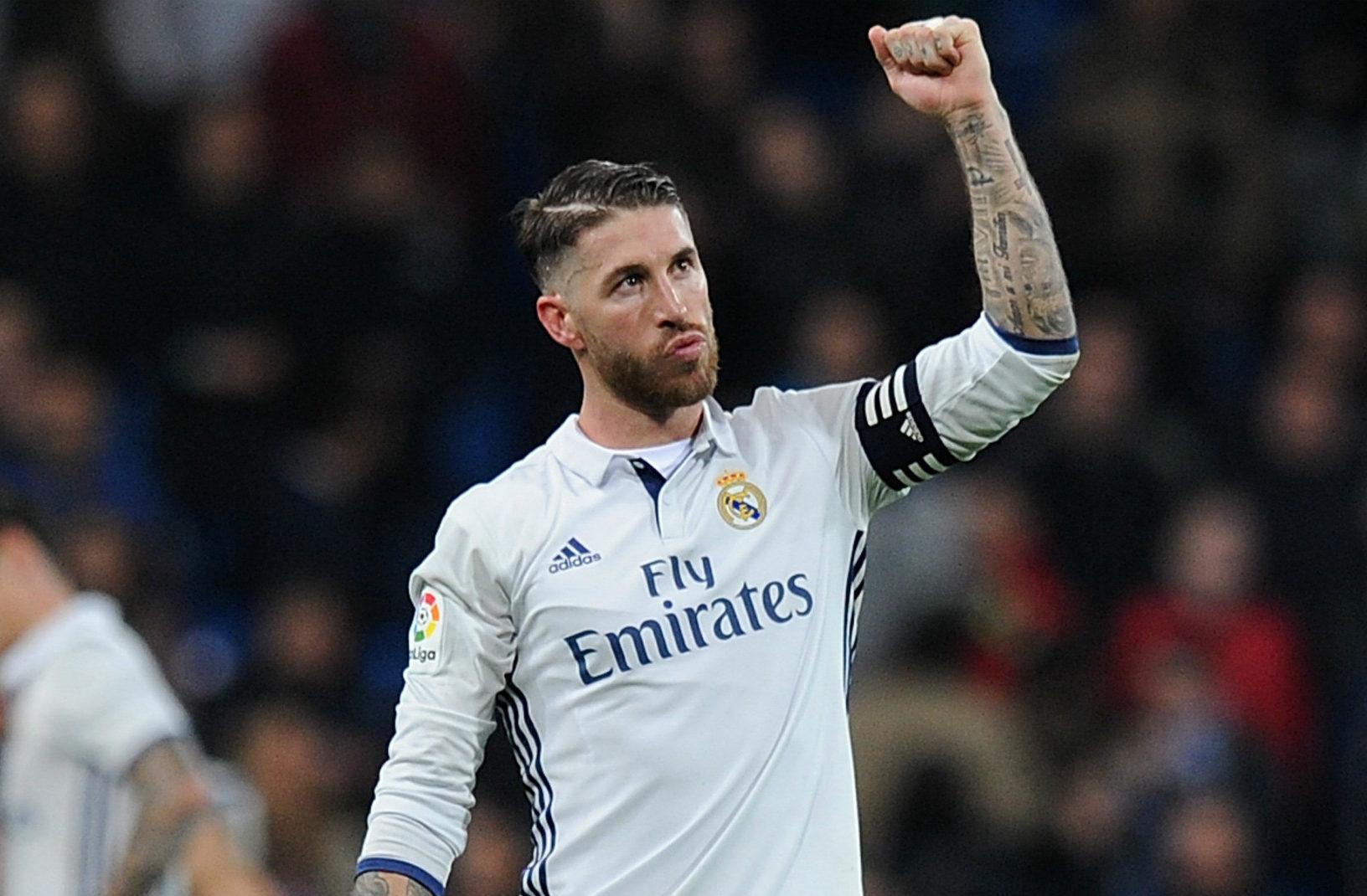 Calendrier de l'Avent #4 : Sergio Ramos, bon, brute et truand