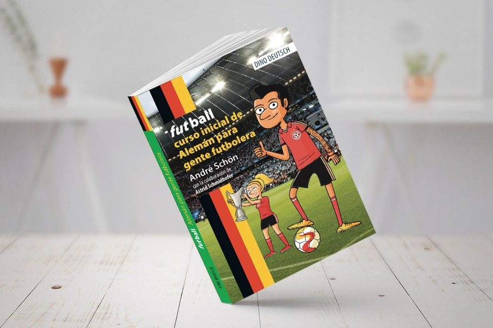 Comment apprendre l'allemand grâce au football ? 🇩🇪🇪🇸