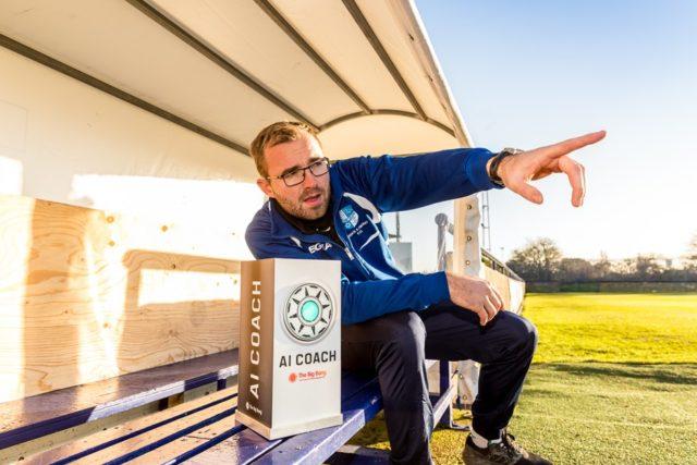 Un club anglais utilise l'IA🗣 comme coach de son équipe première