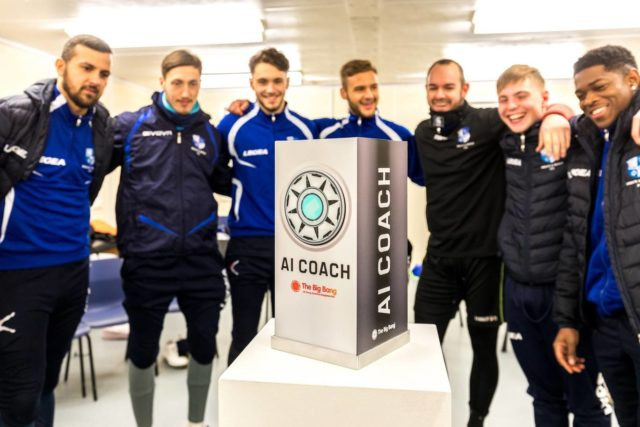 Un club anglais utilise l'IA comme coach de son équipe première