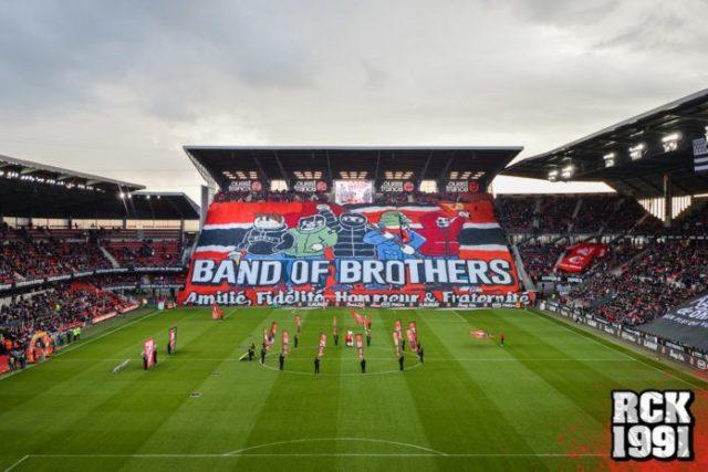 """""""Tu ne seras jamais seul"""" , le documentaire sur les supporters du Stade Rennais"""