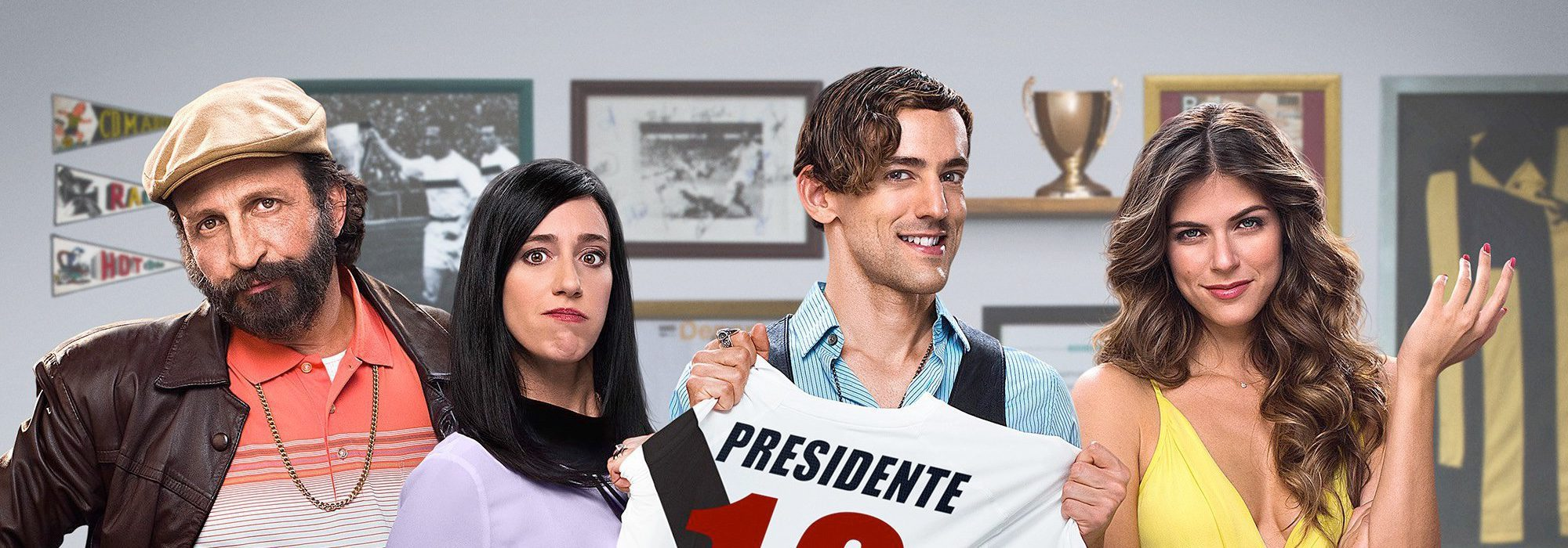 « Club de Cuervos », le Dallas foot à la sauce mexicaine 
