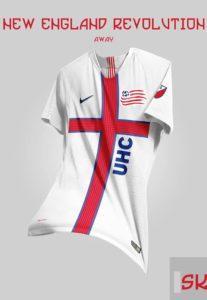 Les maillots de MLS🇺🇸 revisités à la sauce Nike
