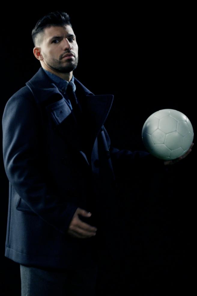 Dsquared² dévoile le nouveau look de Manchester City