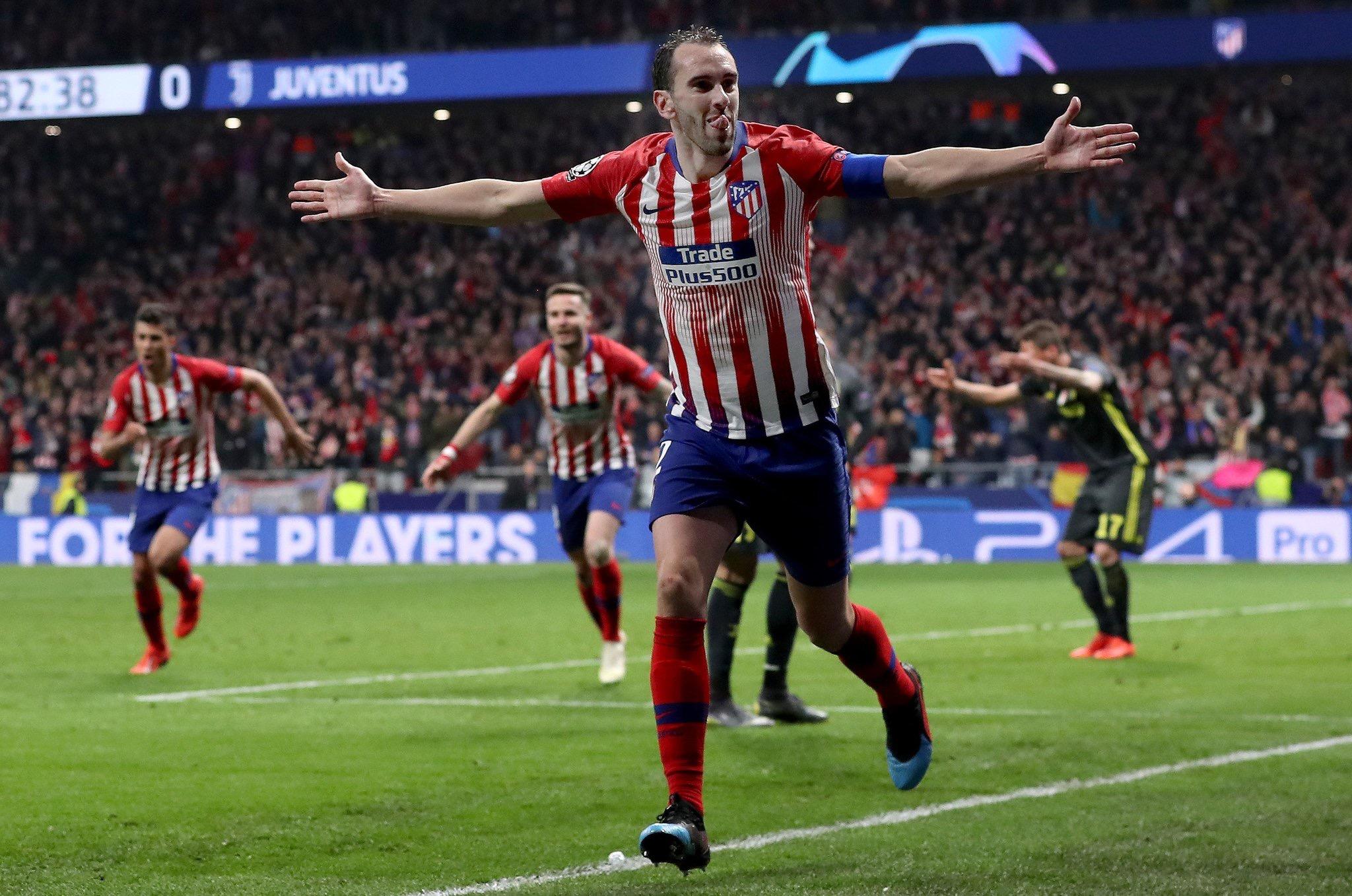Récap Ligue des champions #8 : l'Atlético solide, l'OL peut y croire