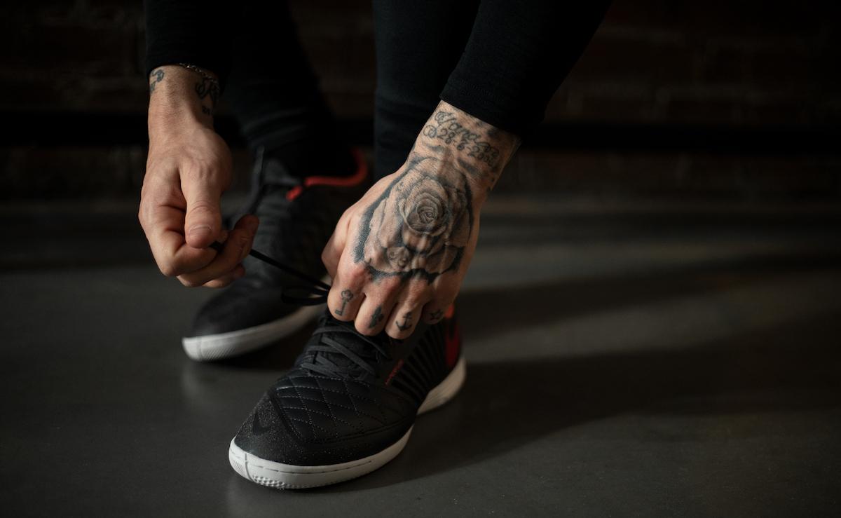 Nike ressort son modèle dédié au futsal : la Lunar Gato 2