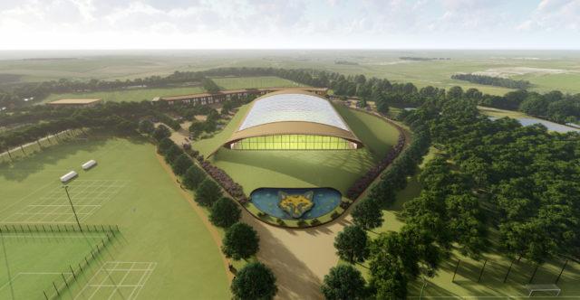 Le projet pharaonique de Leicester pour son futur centre d'entraînement