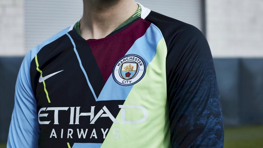 Nike sort un maillot mashup pour la fin de sa collaboration avec City