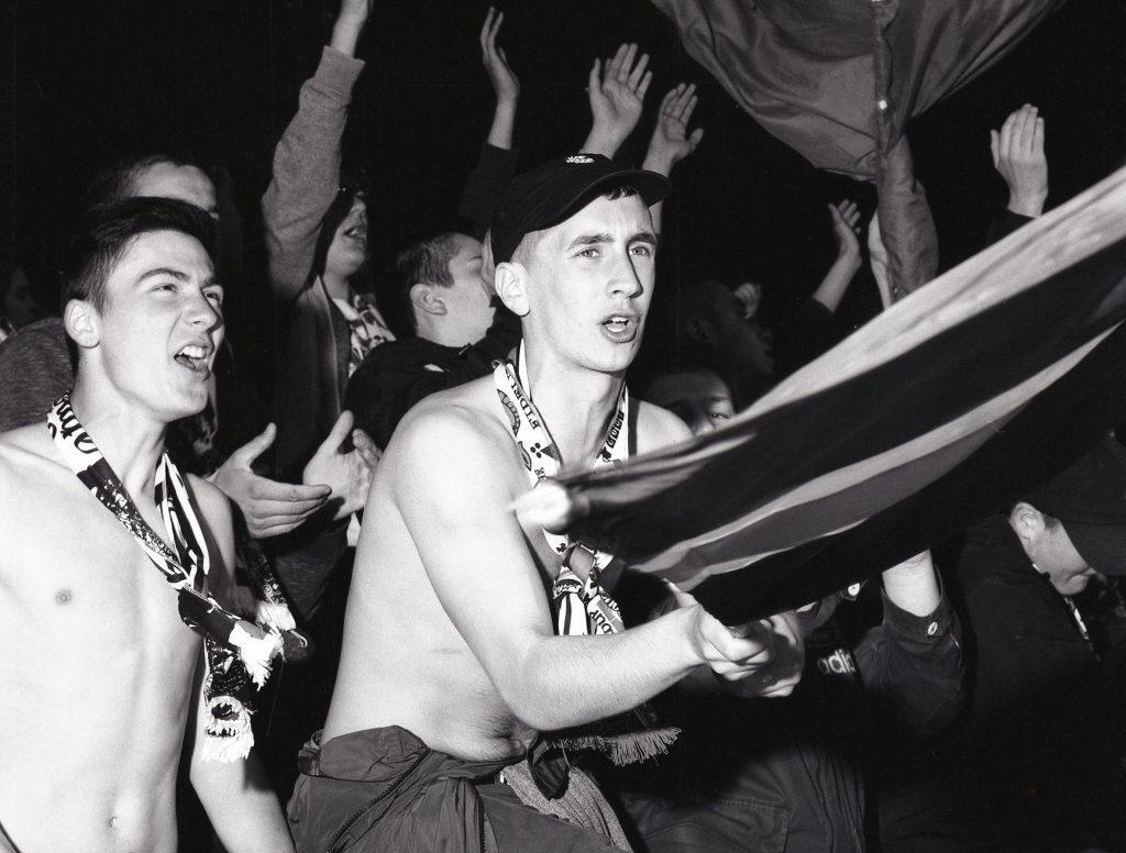 Un photographe dresse le portrait des supporters de l'En Avant Guingamp