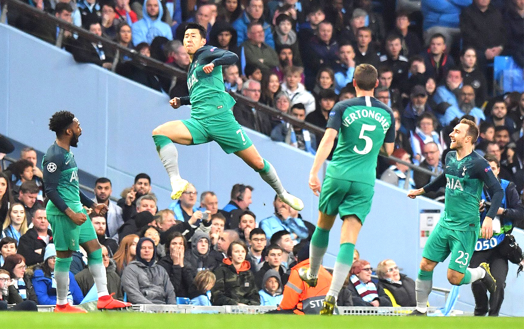 Récap Ligue des Champions #13 : l'Ajax récidive, Tottenham miraculé