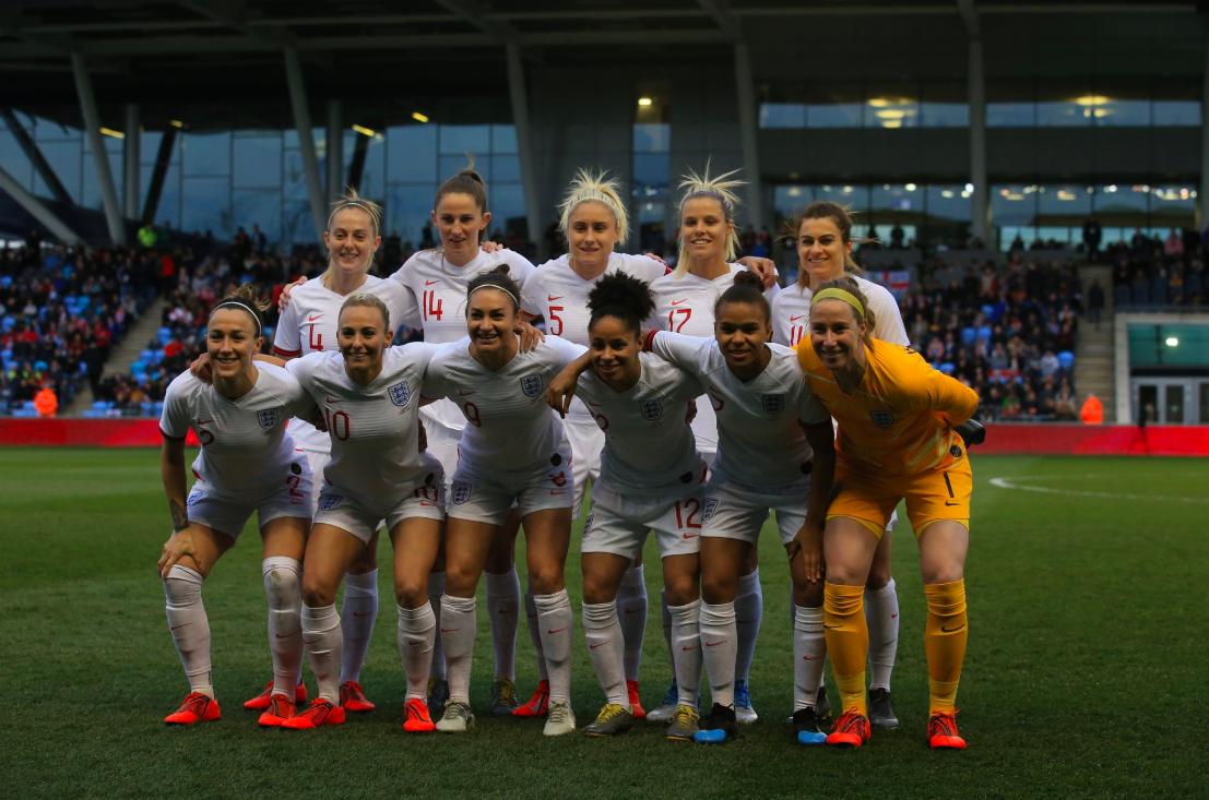 Les célébrités anglaises dévoilent la liste des 23 sélectionnées au Mondial féminin