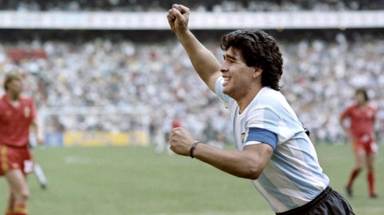 Un trailer du reportage sur la vie de Diego Maradona