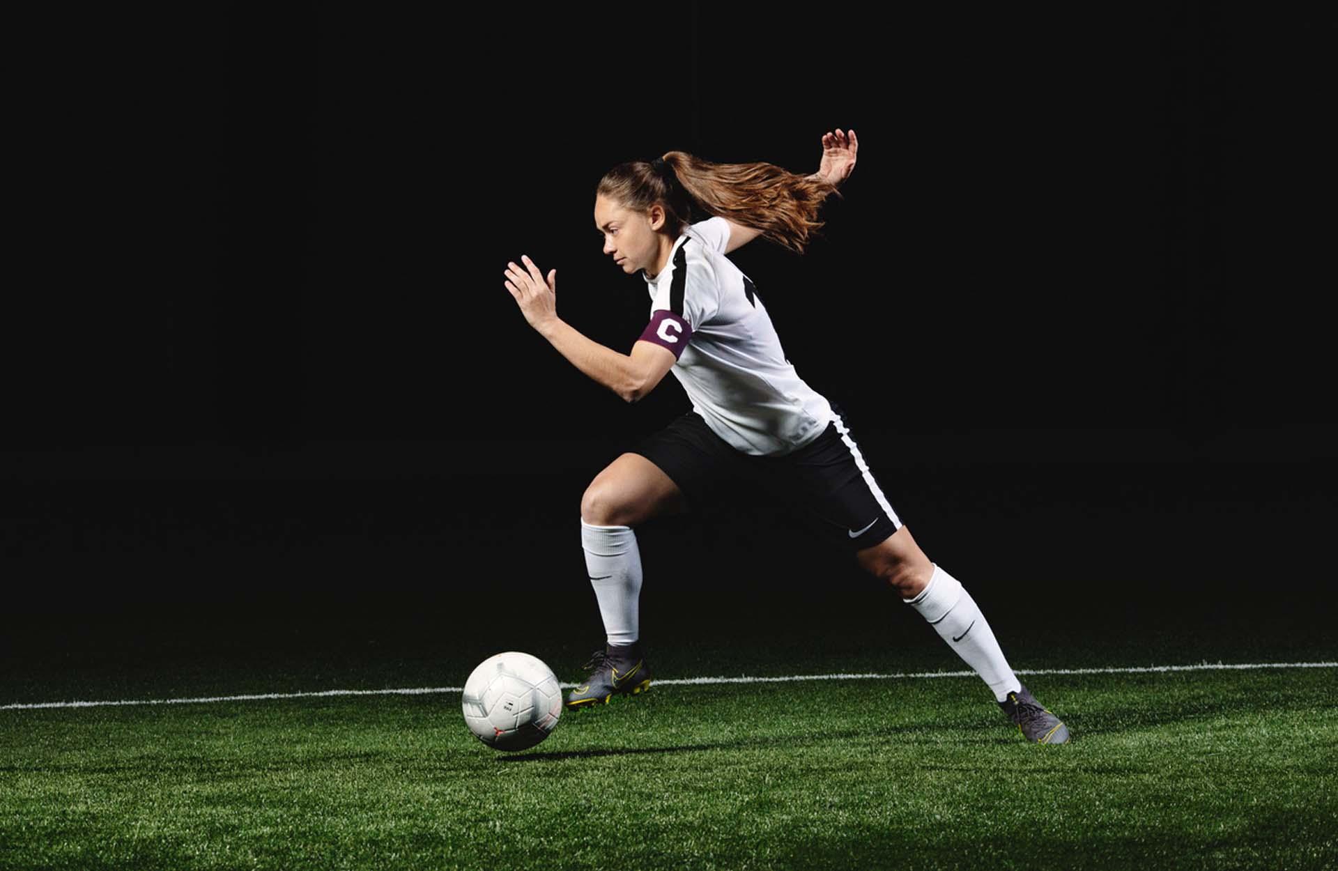 Before That, le football féminin soutenu par Nike