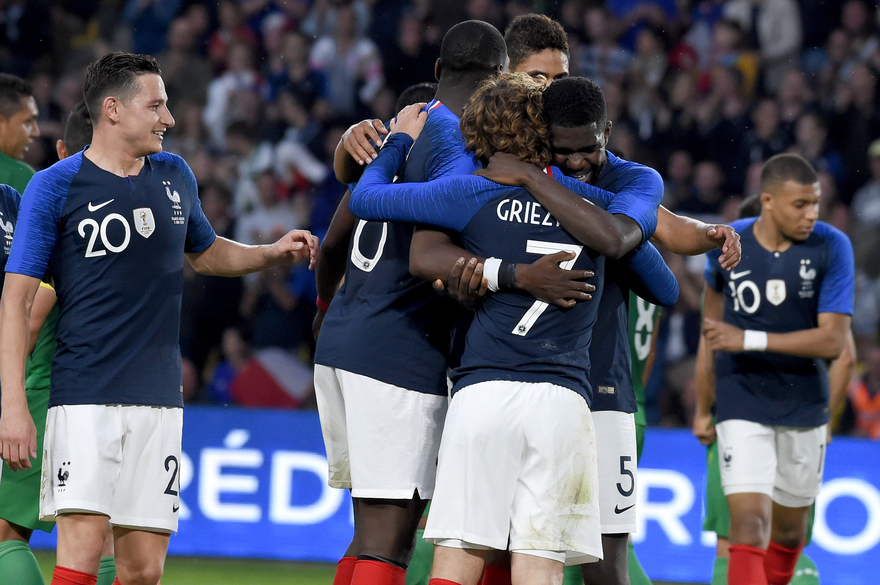 Podcast PKFoot #1 : Le Mondial, la C1, et la Ligue des Nations