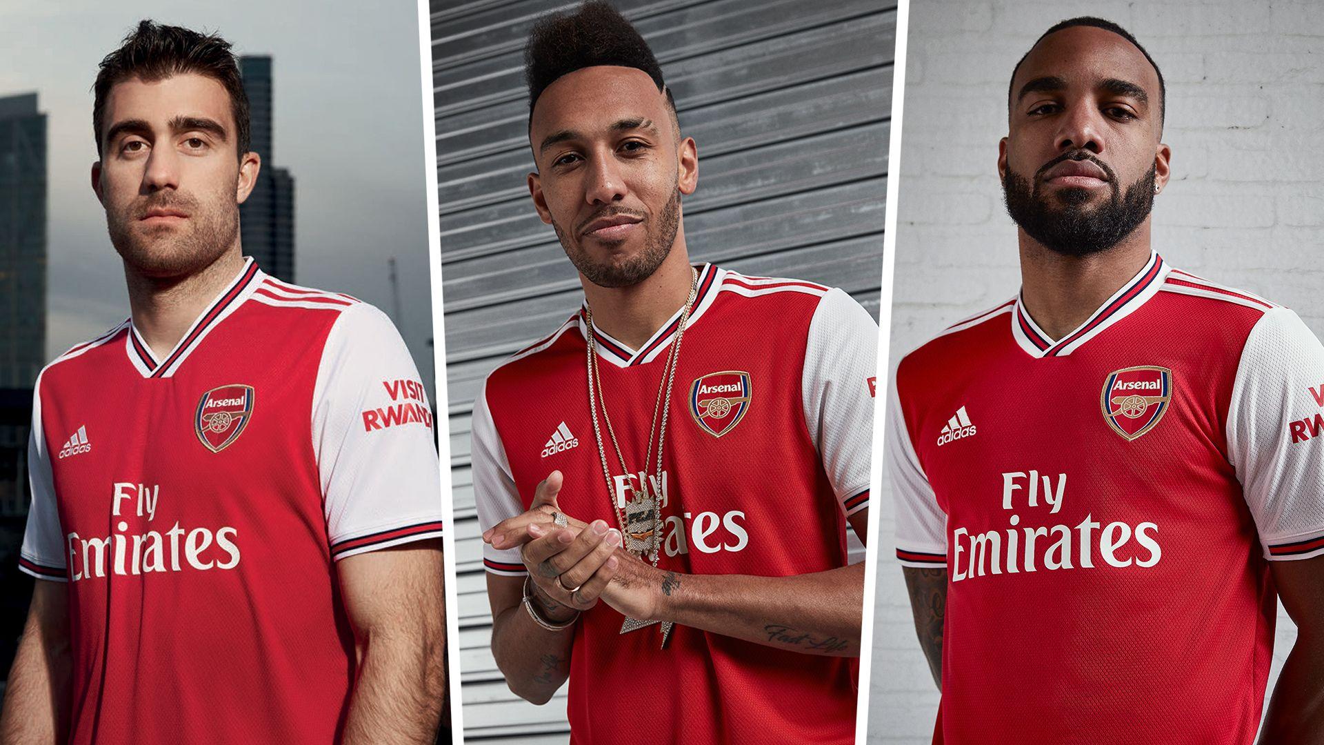 Adidas raconte l'histoire du nouveau maillot d'Arsenal
