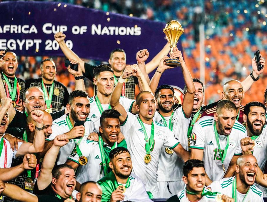 Podcast PKFoot #8 : La deuxième étoile pour l'Algérie