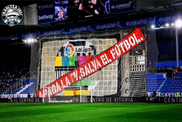 La Liga interdit les matchs durant la semaine