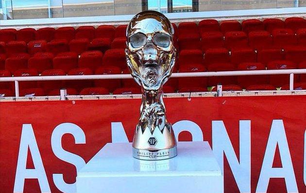 Avec le trophée Philipp Plein, l'AS Monaco s'offre une drôle de coupe