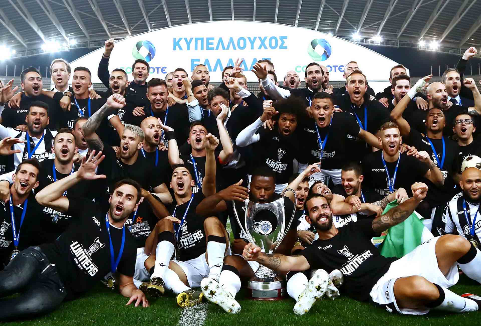 Le PAOK lance son documentaire sur YouTube