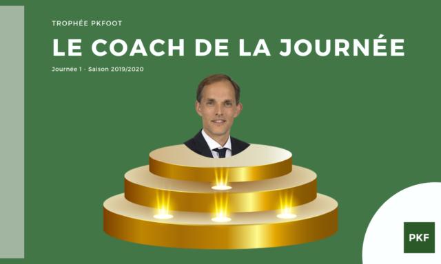 PKFoot lance son trophée du Super Sub de Ligue 1