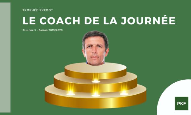 Election du Super Sub de Ligue 1 – Journée 5