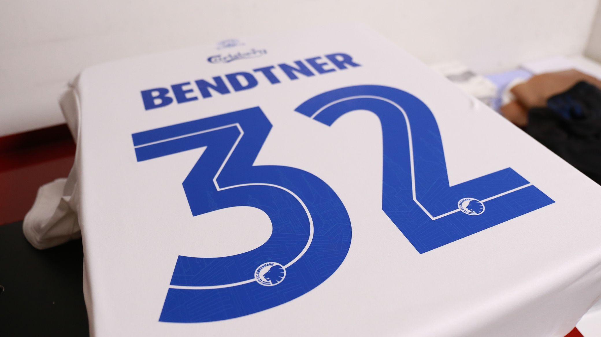 Nicklas Bendtner, un retour au pays et déjà une rupture de stock