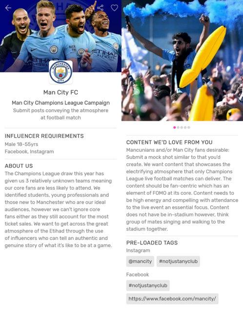 A Manchester City, un appel aux influenceurs pour remplir l'Etihad Stadium