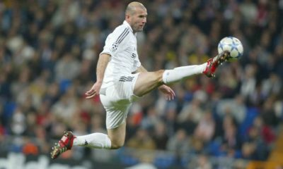 Zidane numero 10