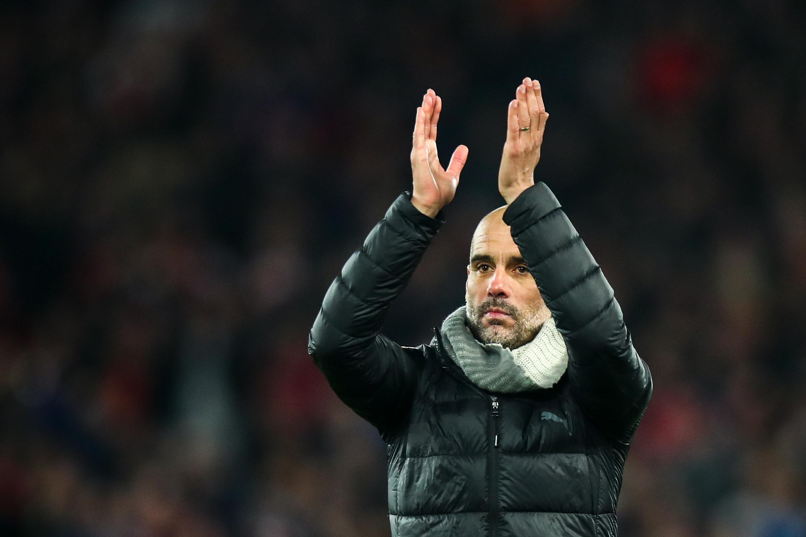 La jolie surprise de Pep Guardiola à 114 supporters de Manchester City