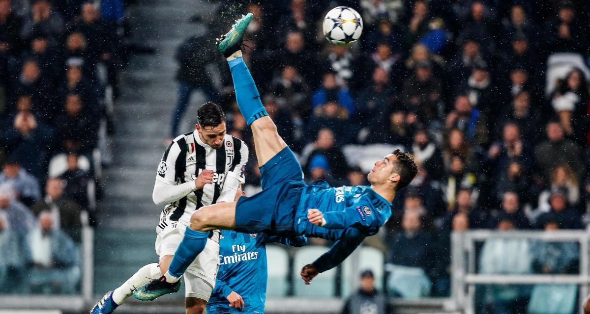 Calendrier de l'Avent #7 : Quand Air Ronaldo prit son envol