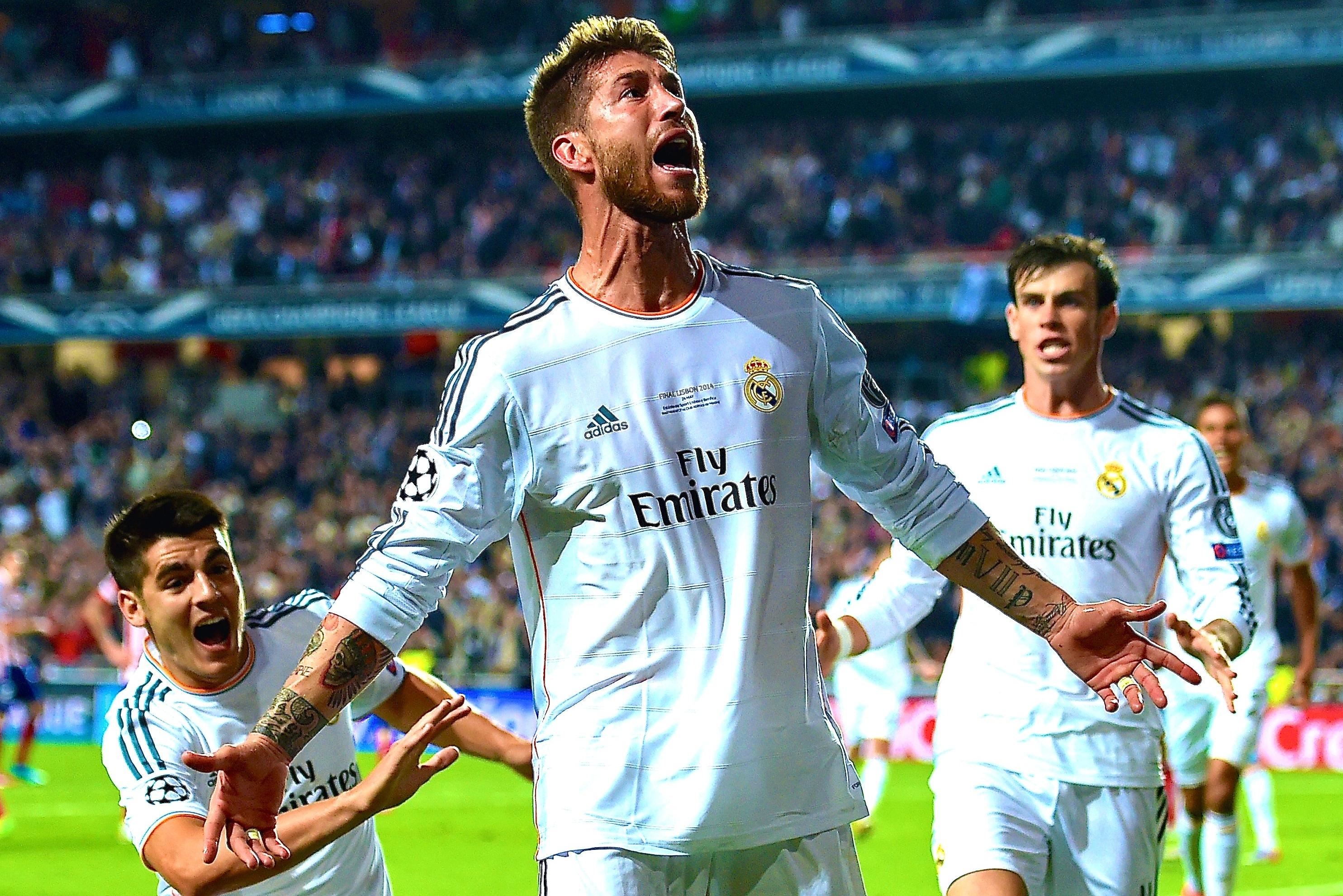 Calendrier de l'Avent #23 : Ramos ramène la Decima