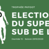 Election Super Sub J15