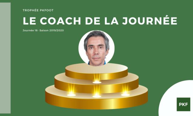 Election du Super Sub de Ligue 1 – Journée 16