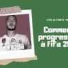 comment progresser a fifa 20