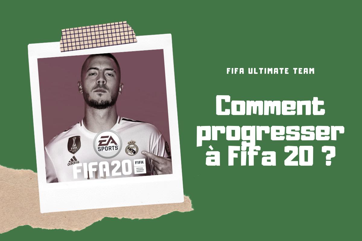 Comment progresser à FIFA 20 et jouer comme un pro ?