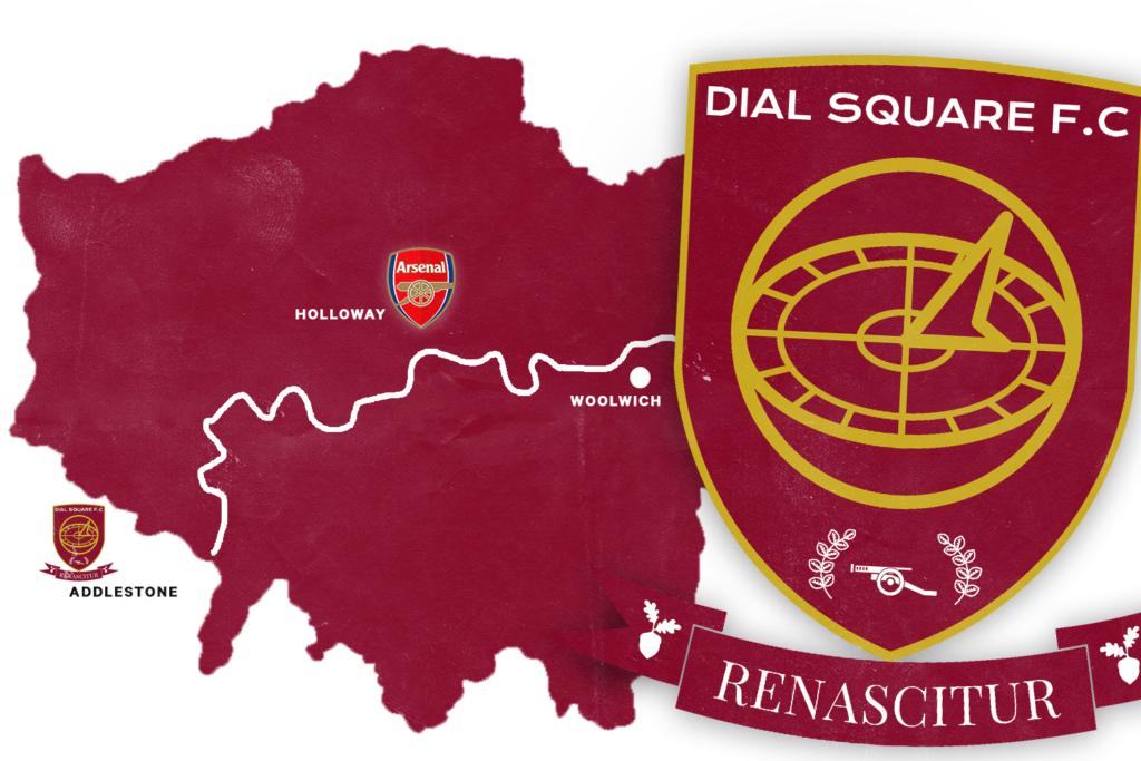 Des fans déçus d'Arsenal lancent le Dial Square FC